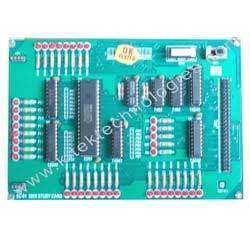 8253 Programmable Timer Counter Study Card