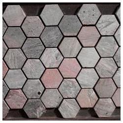 Stone Mosaic Floor