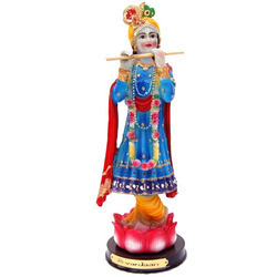 Resin Krishna Idol