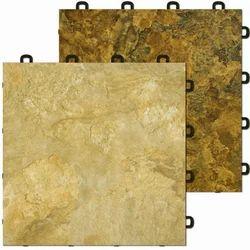 Interlock Floor Tiles