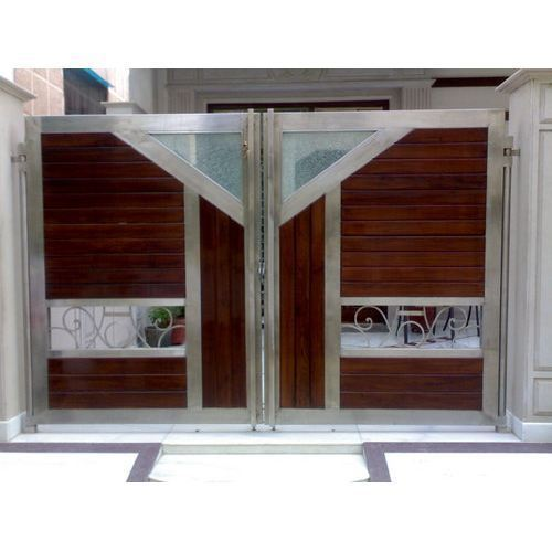Stainless Steel Main Gates View Specifications Details