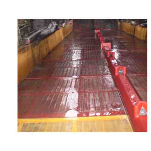High Frequency Dewatering Polyurethane Screen Deck