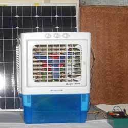 42 watts solar air coolers