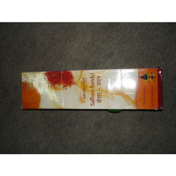 Saffron Sandal Incense Stick