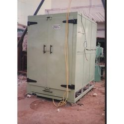 Trolly Type Ovens For Drying, Curing