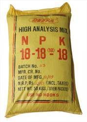 Chemical Fertilizer-Npk Mixtures