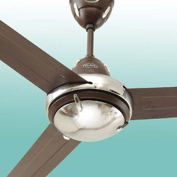 Hi-Fx Chocolate Brown Chrome Fan