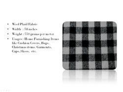 Wool Plaid Check