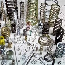 Industrial Metal Springs