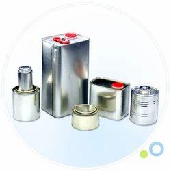 Rectangular Stackable Tin Container