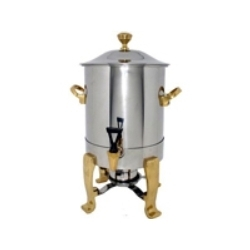 Tea-Coffee URN with Brass Legs 12 ltrs Capacity