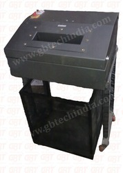 GBT 0100 Paper Shredder Heavy Duty