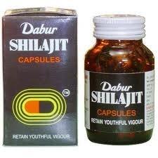 Dabur+Shilajit+Capsules