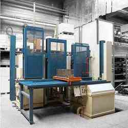 batch type hardening furnace