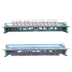 cording and chenille computer embroidery machines