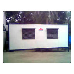 FRP Cabins