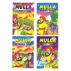 Mini Stories Book - Mulla