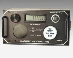 Magnetic Analyzer