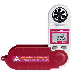 AZ-8910 5 in 1 Pocket Weather Meter