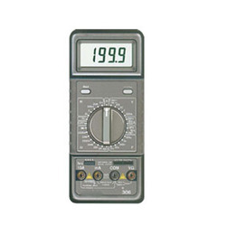 Digital Multimeter Lcr Meter 1999 Counts
