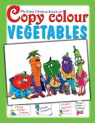 My Easy Choice Copy Color Vegetables