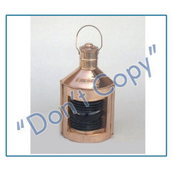 Portable Ship Oil Lamps