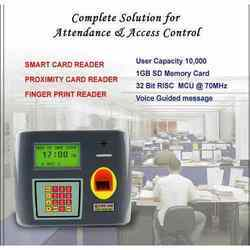 Smart and Proximity Card Reader