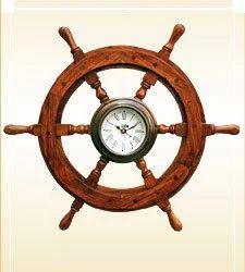 Wheel Train Clock