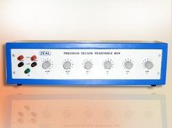 precision decade resistance box