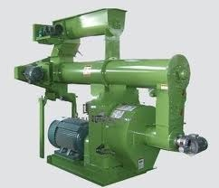Straw Briquette Or Pellet Making Machine