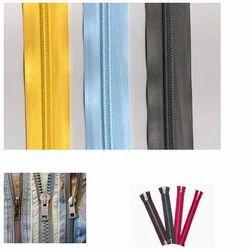 colorful zipper