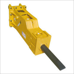 Hydraulic Rock Breakers