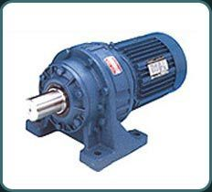 rx traction geared motor