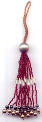 Beaded Tassel BT32