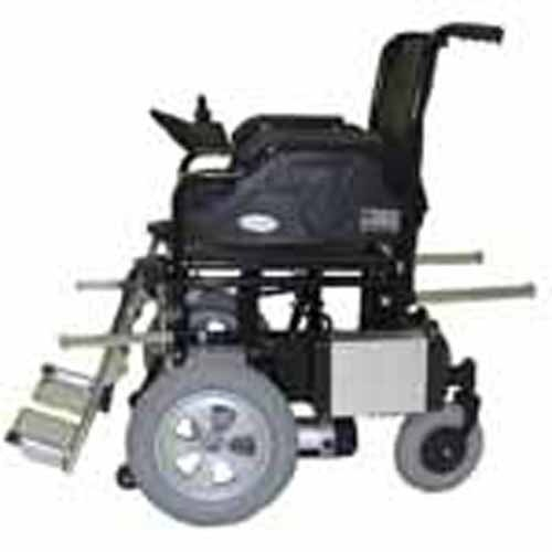 Powered Wheelchair With Nicad Battery