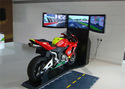 Motorbike Training Simulator