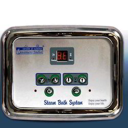 Steam Bath Control Panel Model Manual