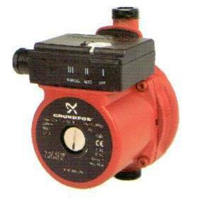 Grundfos Pumps Single Shower Pressure Booster Pump Upa