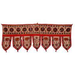 Bandhanvar / Toran / Decorative Cotton Door Hanging