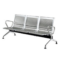 Stainless Steel Round Back Chairs-Stainless Steel Round Back