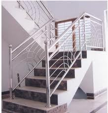 Stainless Steel Royal Staircase