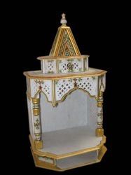 Marble Gold Meena Mandir