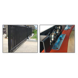 Telescopic Sliding Gates