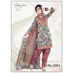Maroon Ladies Salwar Suits