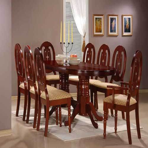 Modern Dining Table Wooden Dining Set Manufacturer From