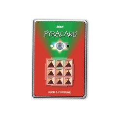 Pyramids - Pyracard - Luck & Fortune