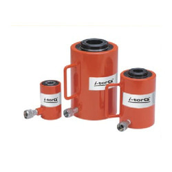 IHS Single Acting - Center Hole Cylinders