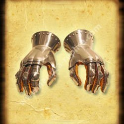 Gauntlets 14Th Century