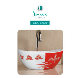 Simpolo Wash Basins-Hand Crafted