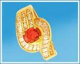 Studded Finger Rings